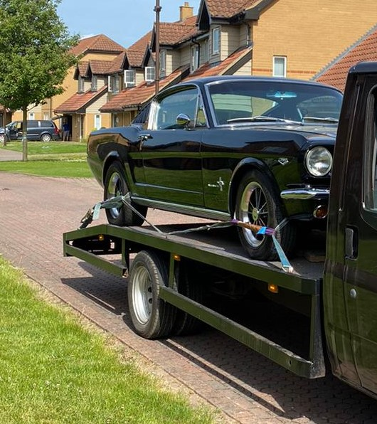 Car recovery breakdown & towing